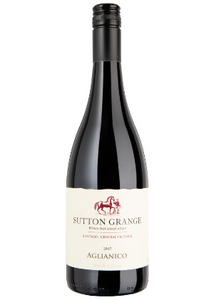 2017 Sutton Grange Estate Aglianico