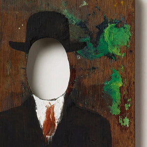 Homage to René Magritte