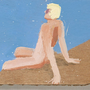 David Hockney Sees The Big Splash