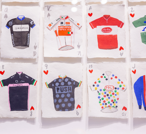 A Pack of Cycling Jerseys