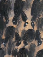 Load image into Gallery viewer, Dog Study (Scotties)