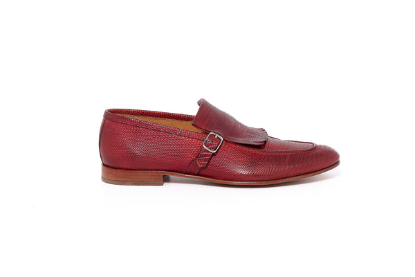 Alentejo Brown Leather Loafer