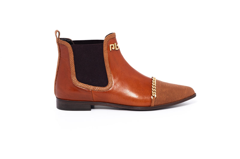 Tan Chelsea Ankle Boot