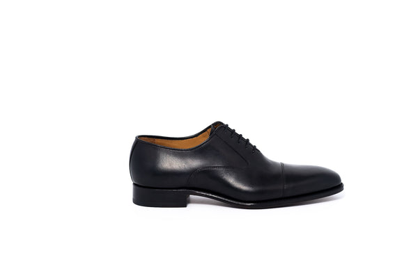Goodyear Black Oxford Shoe