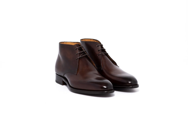 Goodyear Brown Derby Dress Boot