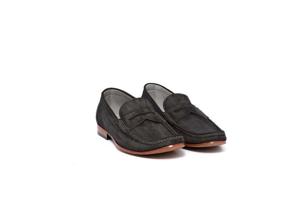 Moina Black Loafer
