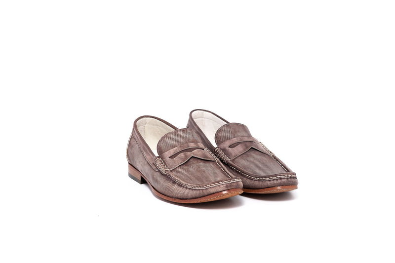 Moina Brown Loafer