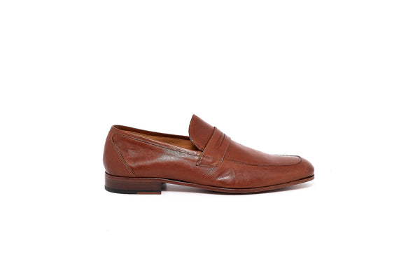 Party Brown Mens Slip On