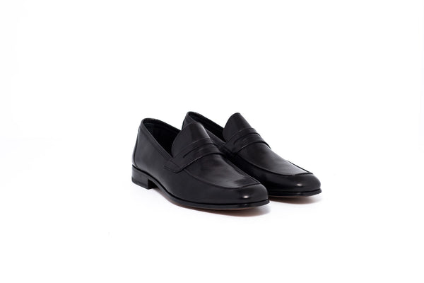 Party Black Slip on