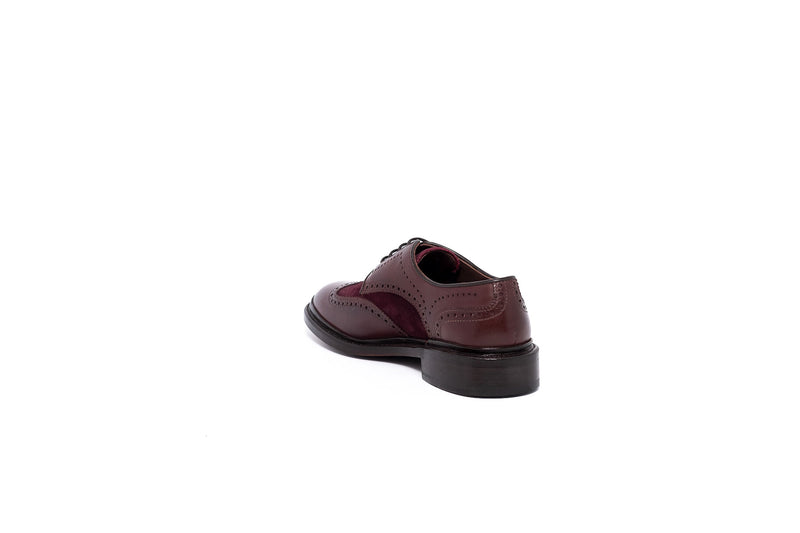 Goodyear Maroon Derby Shoe