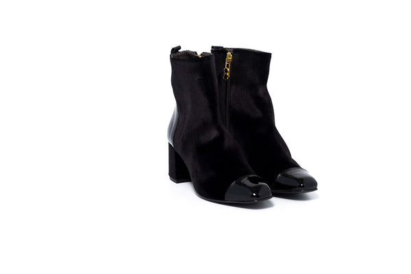 Lilia Black Boot