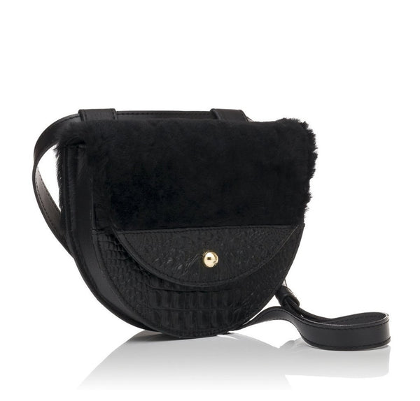 Daria Black - Womens Handbags