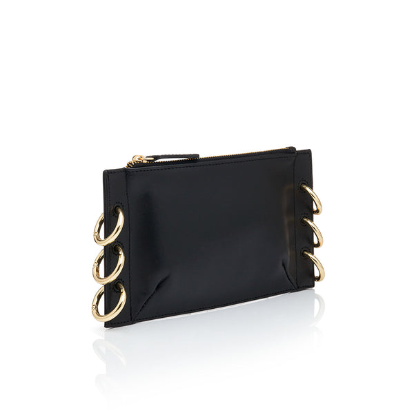 Madiha Black - Womens Handbag