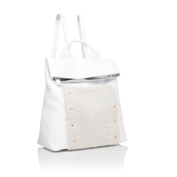 Nika White - Womens Handbags