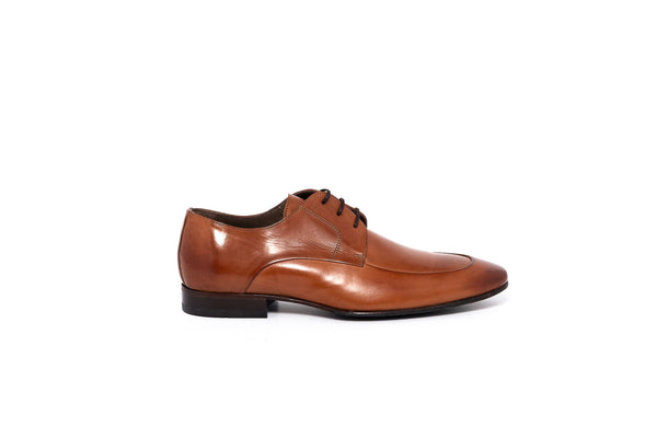 Parma Tan Lace Up