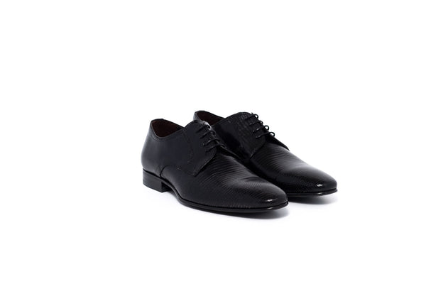 Talo Black Lace Up