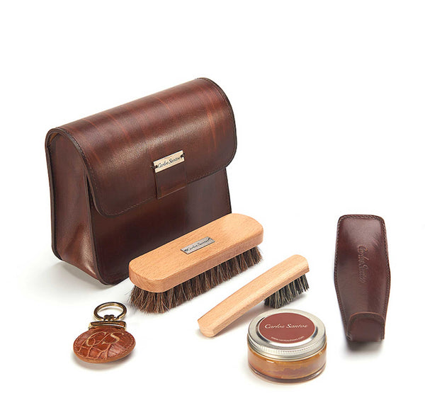 Tan Shoe Kit