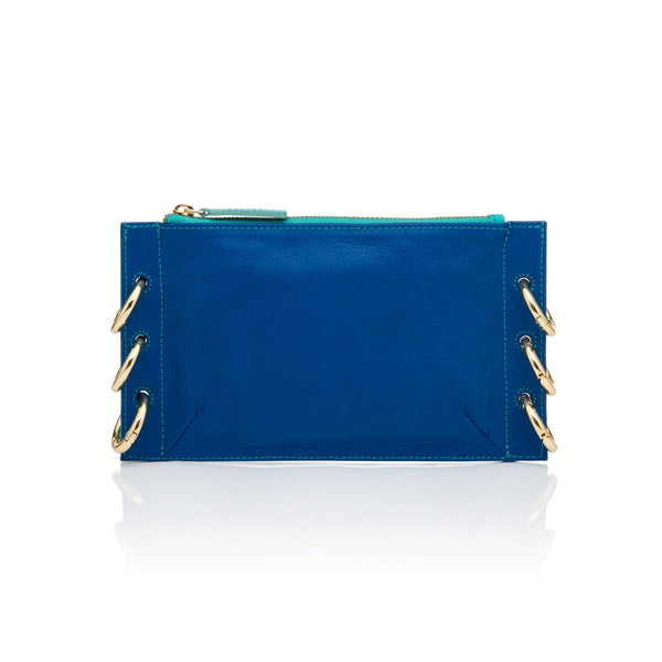 Madiha Blue - Womens Handbags