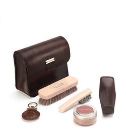 Brown Shoe Kit - Mens Accessories
