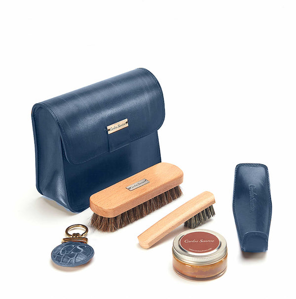 Blue Shoe Kit - Mens Accessories