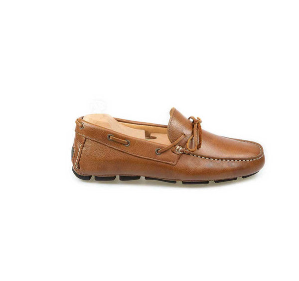 Tan Driving Shoe