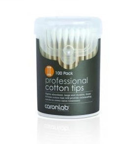 Caron Pro Cotton Tips 100pk