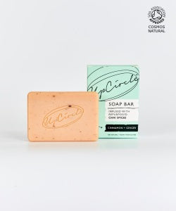 UpC Soap Bar Cinnamon & Ginger