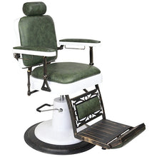 Load image into Gallery viewer, Chicago Barber Chair Green (P)