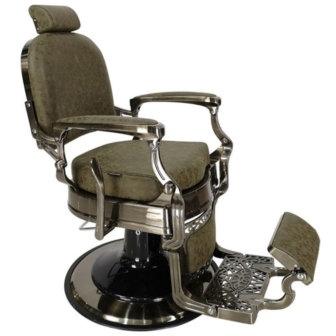 Havana Barber Chair - Olive(P)