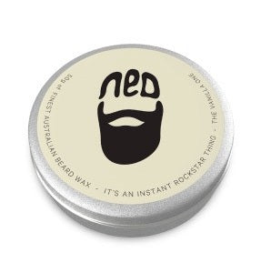 Ned Beard Wax Vanilla 40g
