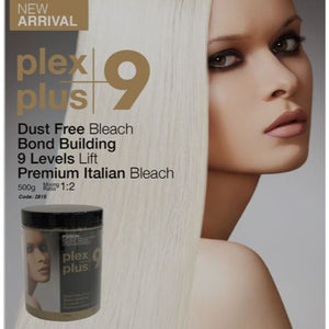 Plex Plus 9DustFree Bleach 500