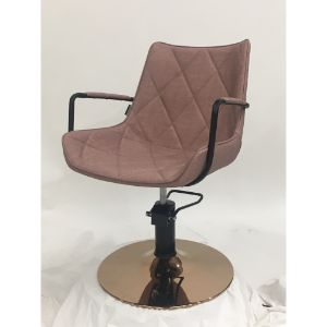 Taylor Chair - Dusty Pink