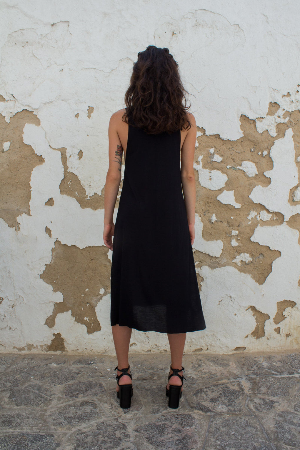 By My Side Tee Dress - Audace Manifesto