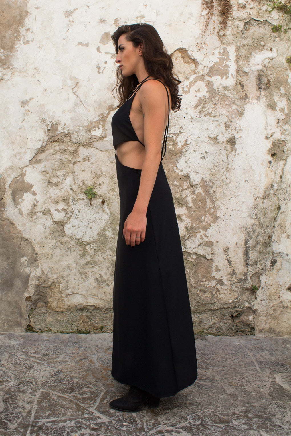 Into Mystic Maxi Dress - Audace Manifesto