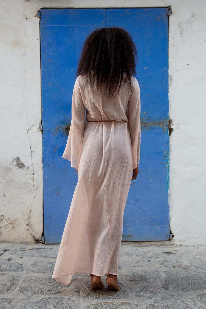 Little Feather Kaftan - Audace Manifesto