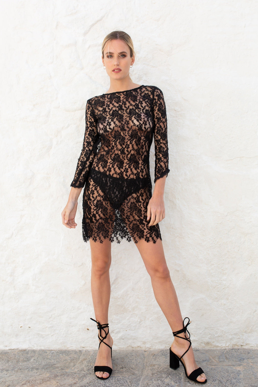Penelope Mini Dress - Audace Manifesto