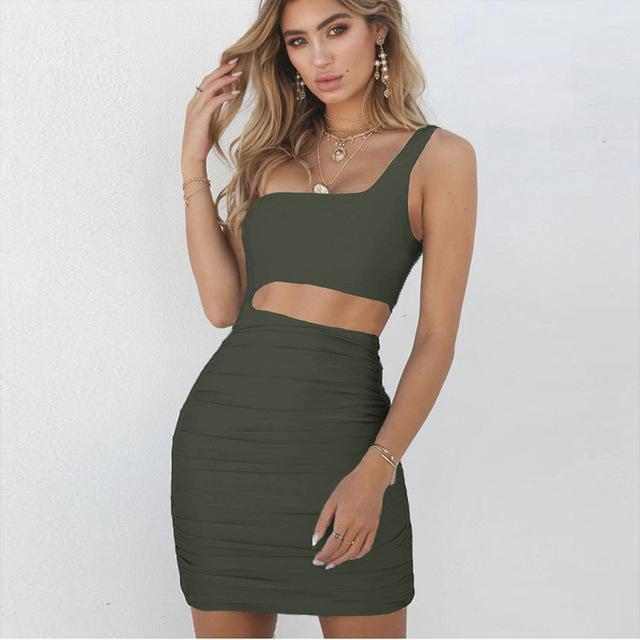 Phuket Allure Bodycon Dress, Dresses - Wanderlust Coutures