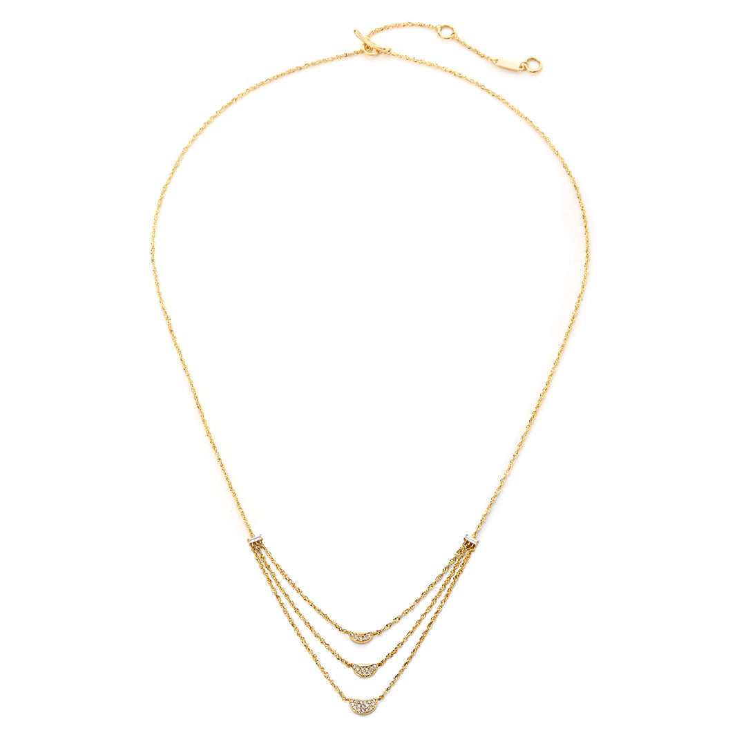 PHASE - Frontal Layered Necklace
