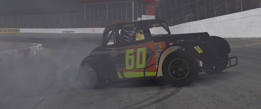 Parker Traves wins at South Boston