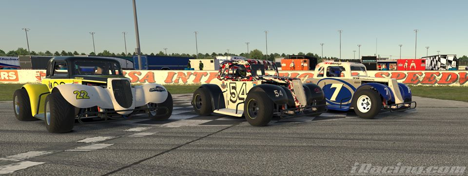 KOD Disposal Ontario Legend eSeries wraps 1st season at USA Speedway