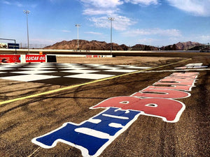 Race 1 goes tonight at The Bullring in Las Vegas