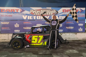 Ontario Legends Series Awards 3 National Qualifier Spots at Peterborough Speedway