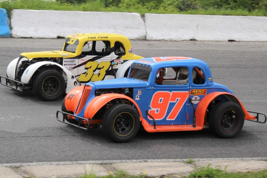 ONTARIO LEGENDS' ROAD SHOW HEADS BACK TO PETERBOROUGH SPEEDWAY