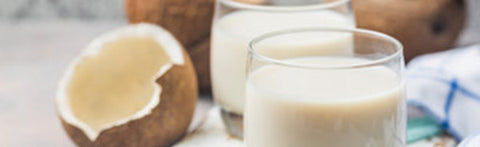 how to froth coconut milk