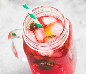 Berry Cold Brew Iced Tea
