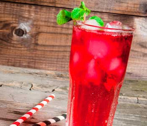 Wild Strawberry Cold Brew Iced Tea