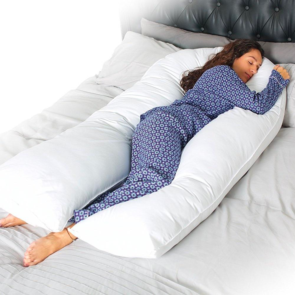 Snoogle full body pillow