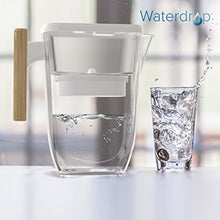 Waterdrop Extream Long-Lasting, 10-Cup Water Filter Pitcher