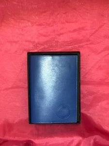 Leather Cover & Refillable Journal
