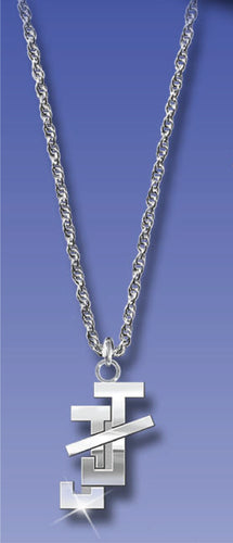 J&J Bar - Sterling Silver 18